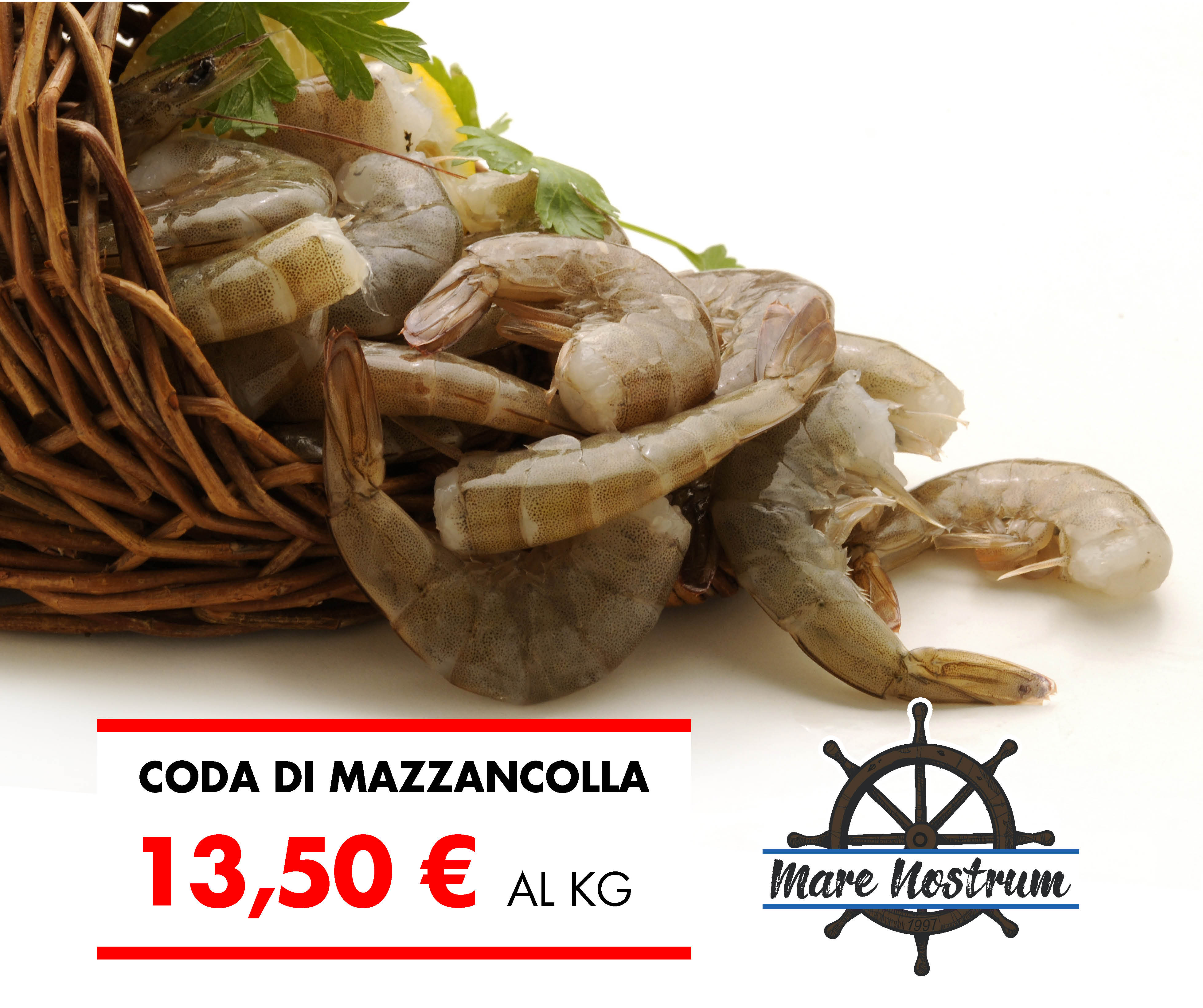 Coda Di Mazzancolla